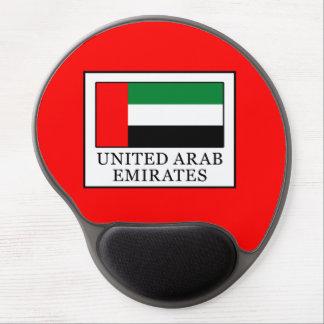 Alfombrilla De Ratón De Gel United Arab Emirates