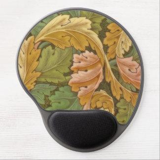 Alfombrilla De Ratón De Gel Vintage del Acanthus de William Morris floral