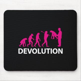 Alfombrilla De Ratón Devolution Evolution Funny Reissue