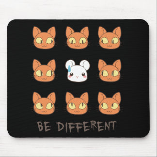"Alfombrilla De Ratón ""different"" mousepad"