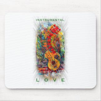 Alfombrilla De Ratón Diseño instrumental #8 del amor