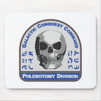 Alfombrilla De Ratón División de la flebotomía - comando galáctico de