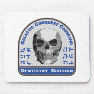 Alfombrilla De Ratón División de la odontología - comando galáctico de