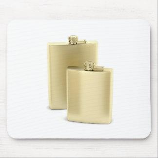 Alfombrilla De Ratón Dos frascos de oro de la cadera