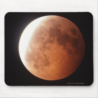 Alfombrilla De Ratón Eclipse lunar