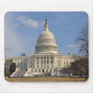 Alfombrilla De Ratón Edificio de Capitol Hill del Washington DC