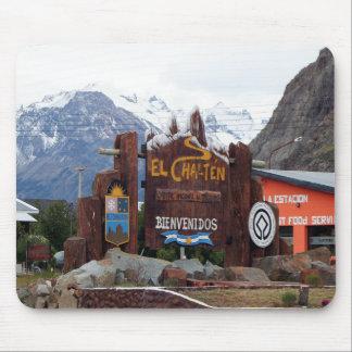 Alfombrilla De Ratón EL Chalten, Patagonia, la Argentina