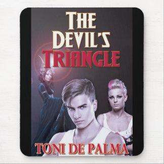Alfombrilla De Ratón El diseñador Mousepad del triángulo del diablo