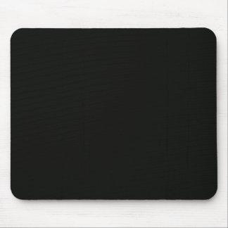 Alfombrilla De Ratón El gris negro en blanco llano DIY añade la foto