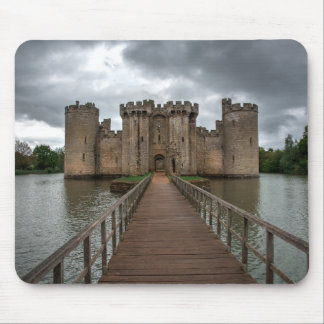 Alfombrilla De Ratón El inglés histórico se escuda el castillo Sussex