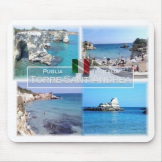 Alfombrilla De Ratón ÉL Italia - Puglia - Torre Sant Andrea -