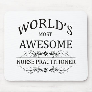 Alfombrilla De Ratón El médico más impresionante de la enfermera del mu