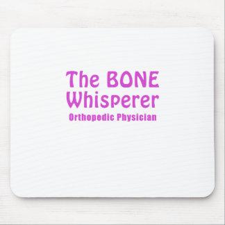 Alfombrilla De Ratón El médico ortopédico del Whisperer del hueso