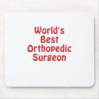 Alfombrilla De Ratón El mejor cirujano ortopédico de los mundos