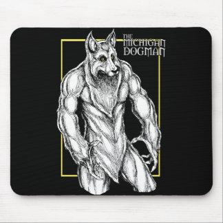 Alfombrilla De Ratón El Michigan Dogman