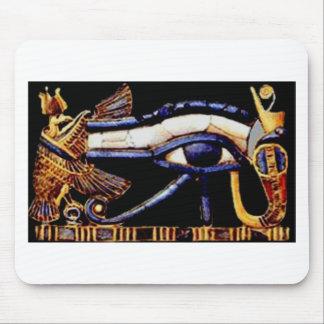 Alfombrilla De Ratón El ojo egipcio de Horus