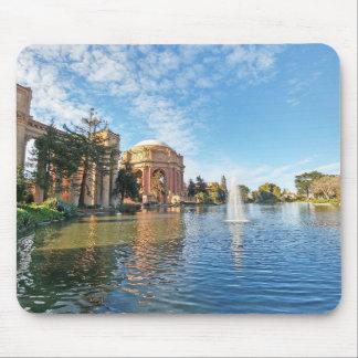 Alfombrilla De Ratón El palacio de las bellas arte California