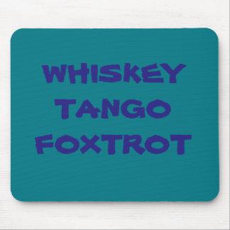 Alfombrilla De Ratón El tango del whisky Foxtrot