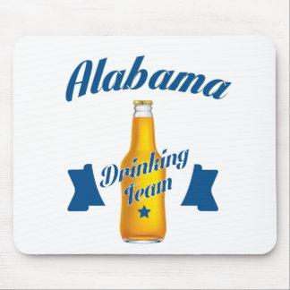 Alfombrilla De Ratón Equipo de consumición de Alabama