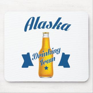 Alfombrilla De Ratón Equipo de consumición de Alaska