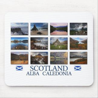 Alfombrilla De Ratón Escocia - Alba - Caledonia