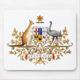 Alfombrilla De Ratón Escudo de armas de Australia