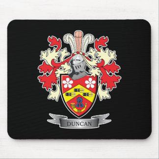 Alfombrilla De Ratón Escudo de armas del escudo de la familia de Duncan