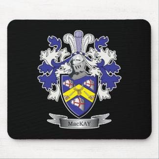 Alfombrilla De Ratón Escudo de armas del escudo de la familia de MacKay