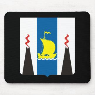 Alfombrilla De Ratón Escudo de armas del oblast de Sajalín
