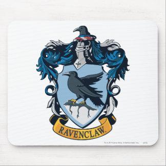 Alfombrilla De Ratón Escudo gótico de Harry Potter el   Ravenclaw