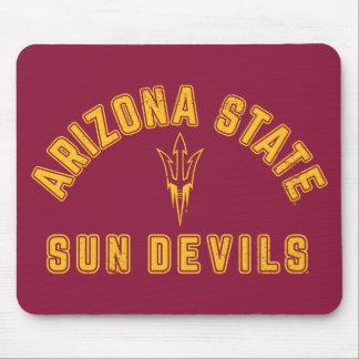 Alfombrilla De Ratón Estado el | Sun Devils de Arizona - retros