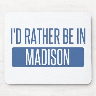 Alfombrilla De Ratón Estaría bastante en el AL de Madison