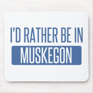 Alfombrilla De Ratón Estaría bastante en Muskegon