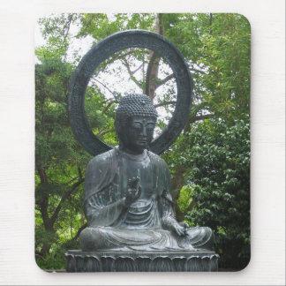 Alfombrilla De Ratón Estatua de Buda