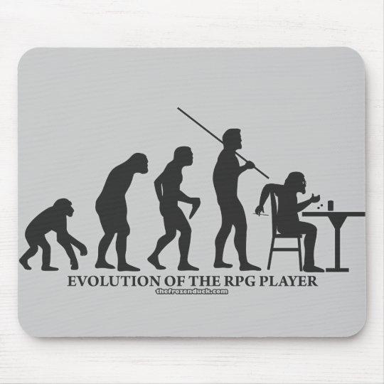 Alfombrilla De Ratón Evolución del jugador del RPG