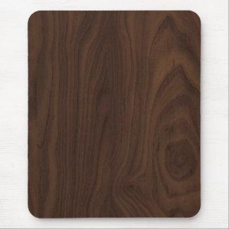 Alfombrilla De Ratón falso grano de madera Mousepad