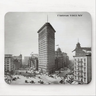 Alfombrilla De Ratón Flatiron Mousepad 1903