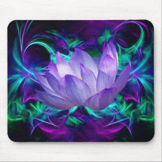 Alfombrilla De Ratón Flor de loto púrpura y su significado