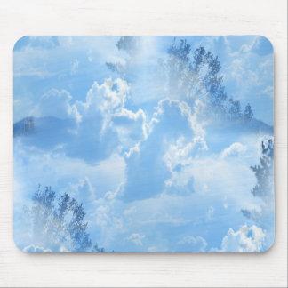 Alfombrilla De Ratón Flotación en las nubes…