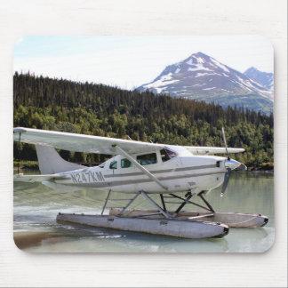 Alfombrilla De Ratón Flote plano, lago trail, Alaska 3
