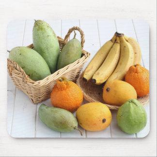 Alfombrilla De Ratón Frutas tropicales