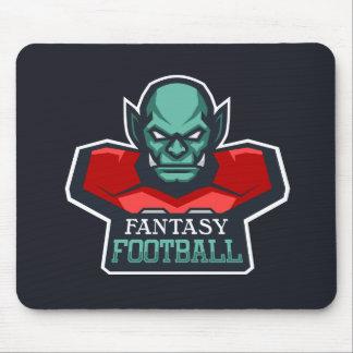 Alfombrilla De Ratón Fútbol de la fantasía