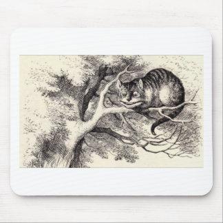 Alfombrilla De Ratón Gato de Cheshire