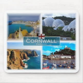 Alfombrilla De Ratón GB Reino Unido - Inglaterra - Cornualles -