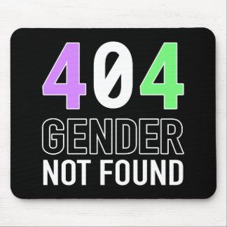 Alfombrilla De Ratón Género 404 Mousepad