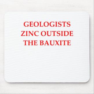 Alfombrilla De Ratón geología