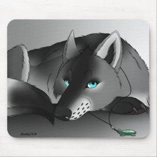 Alfombrilla De Ratón Gitano el lobo