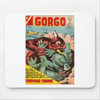 Alfombrilla De Ratón Gorgo y monstruo de los Cyclops