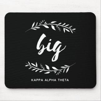 Alfombrilla De Ratón Guirnalda grande alfa de la theta el | de Kappa