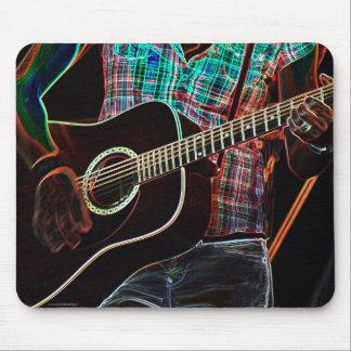 Alfombrilla De Ratón Guitarra 1 Mousepad